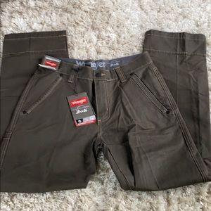 NTW Wrangler Outdoor Series Utility Pants 30x30